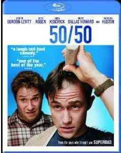 50/50 BY LEVITT,JOSEPH GORDO (Blu-Ray)