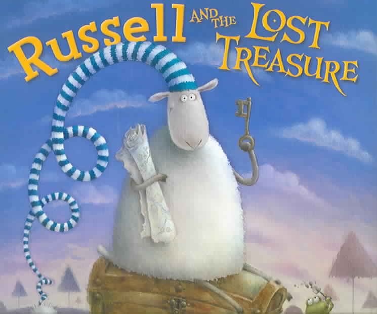 Russell And the Lost Treasure By Scotton, Rob