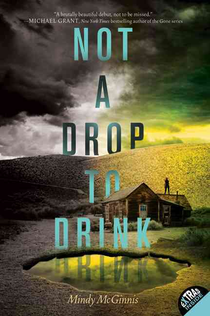 Not a Drop to Drink By McGinnis, Mindy