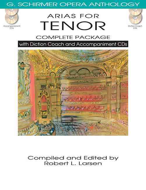 Arias for Tenor Complete Package By Larsen, Robert L. (EDT)
